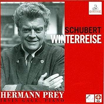 Schubert Winterreise -  Hermann Prey, Irwin Gage