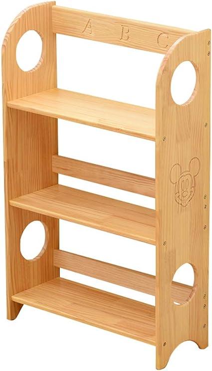 Librería Muebles 3 Niveles Madera Mueble Niños Estantería De ...