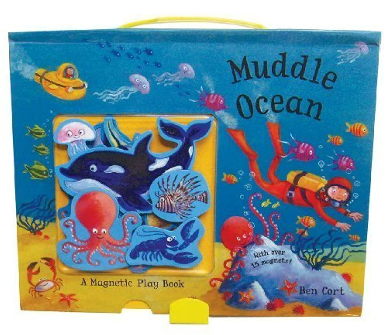 Muddle Ocean: A Magnetic Play Book (Muddle Books) by Ben Cort (2010-02-01)