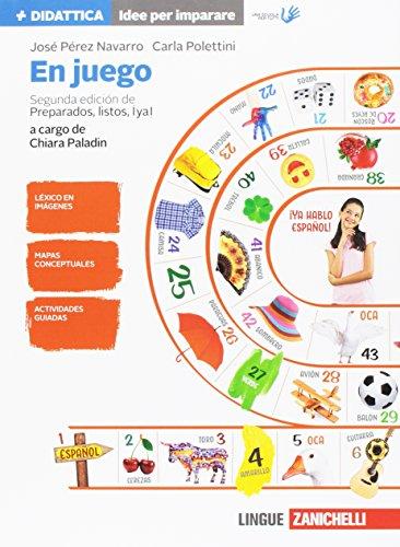 En juego. Idee per imparare. Per la Scuola media. Con e-book. Con espansione online [Lingua spagnola]