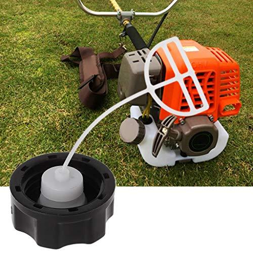 Guoyy - Tapón de repuesto para depósito de combustible para desbrozadora, motosierra o cortacésped