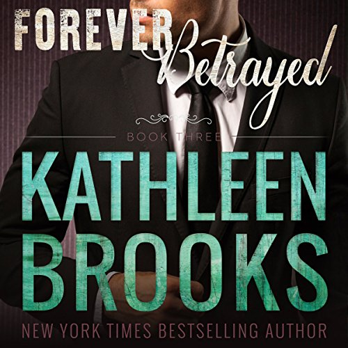 Forever Betrayed audiobook cover art