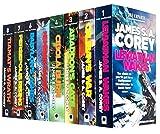 James S A Corey Expanse Series 8 Books Collection Set (Leviathan Wakes, Caliban's War, Abaddon's Gate, Cibola Burn, Nemesis Games, Babylon's Ashes, Persepolis Rising, Tiamats Wrath)