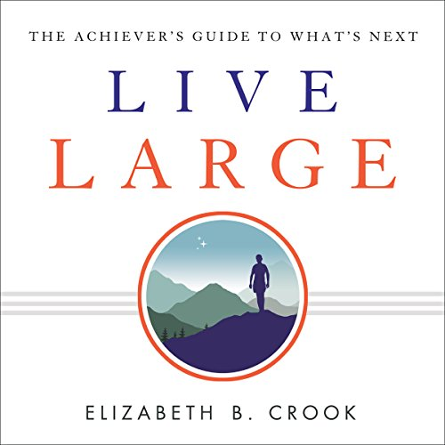 Live Large audiobook cover art