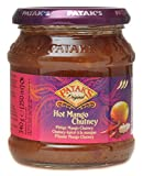Pataks Mango Chutney HOT 340g