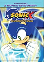 Sonic X 6: Countdown to Chaos [DVD] [Import]