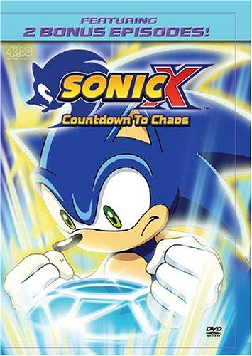 Sonic X: Countdown to Chaos (Vol.6)