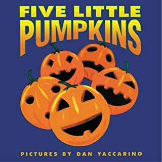 Five Little Pumpkins (Harper Growing Tree)
