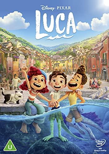 Disney & Pixar's Luca DVD [2021]