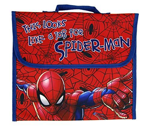 Marvel Spiderman Primary School Reading Book Bag