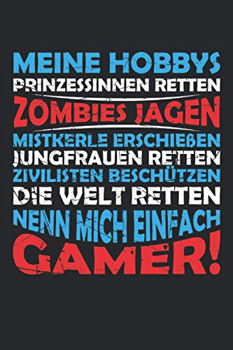 Kalender 2021 Nenn mich einfach Gamer!: Jahresplaner und Kal