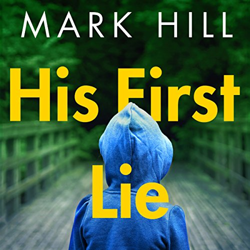 His First Lie audiobook cover art
