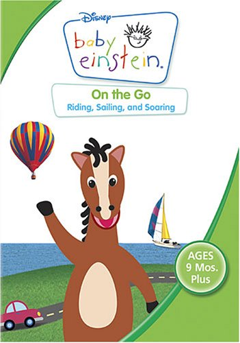 Baby Einstein - On the Go - Riding, Sailing and Soaring