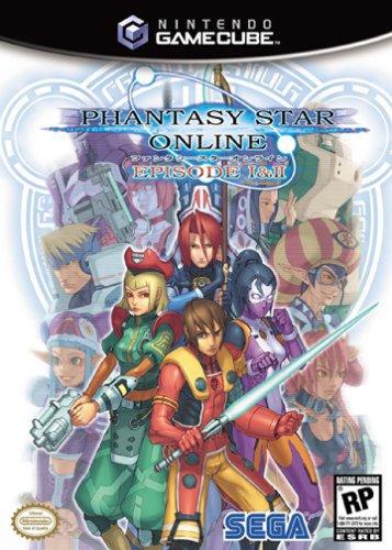Phantasy Star Online Episod I & II (Gamecube)