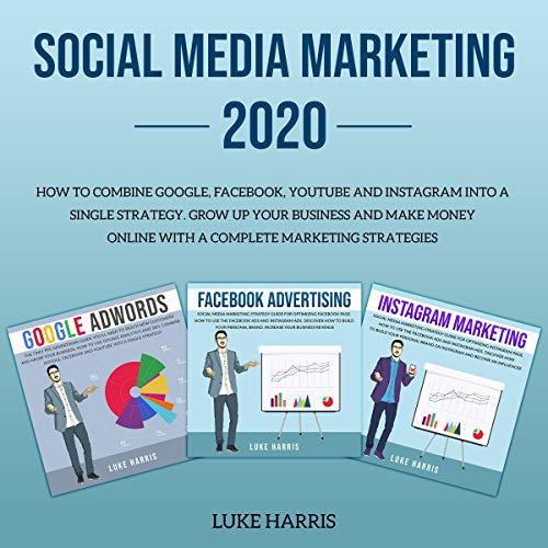 Social Media Marketing 2020 Titelbild