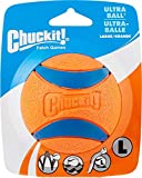 Chuckit Ultra Ball Jouet pour Chien Adulte, Taille L
