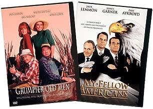 Grumpier Old Men / My Fellow Americans Two-Pack