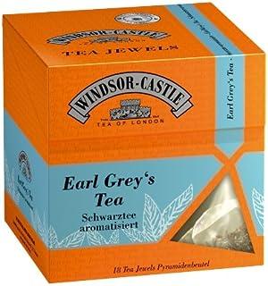 "Windsor-Castle Earl Grey""s Tea Jewel, Pyramidenbeutel, 18er, 35 g"