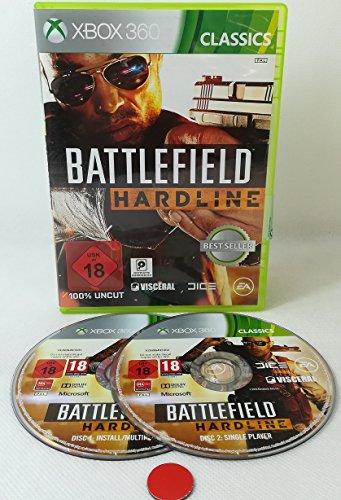 Battlefield Hardline - Cassics - [Xbox 360]