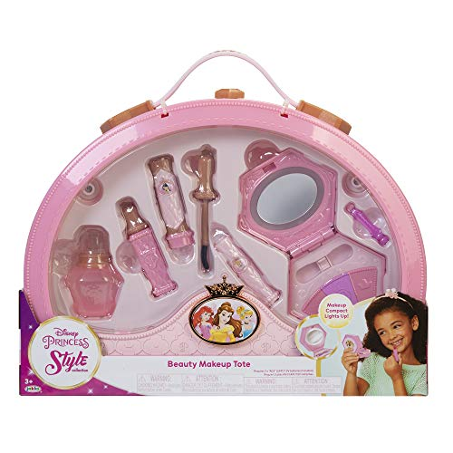 Disney Princess Style Collection Makeup Beauty Tote for Girls