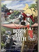 BURN THE WITCH上映告知ポスター