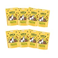 Lily's Kitchen Organic Cheese & Apple Dog Training Treats, 8 x 80g Packs