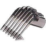 Recortador de pelo Recortadores Recambio Maquina Pelo Cortapelo Professional Maquinilla Cabezales de cabello de reemplazo Peine QC5130 / 05/15/20/25/35 3-21 mm