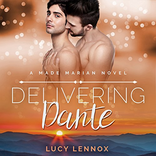 Delivering Dante audiobook cover art