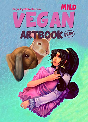 Vegan Artbook MILD: MILD (English Edition)
