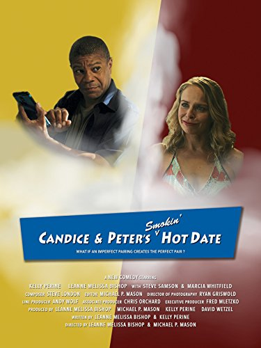 Candice and Peter's Smokin Hot Date