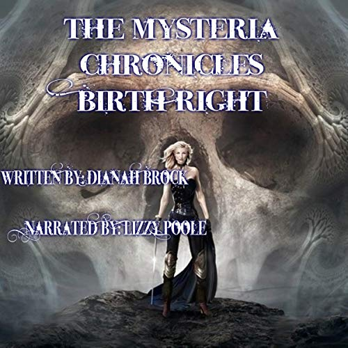 Birth Right audiobook cover art