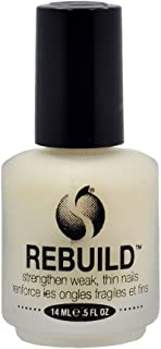 Seche Vite Perfect Rebuild Build Up Nail Restoration Treatment Salon Manicure