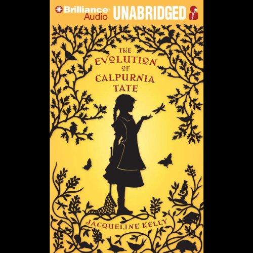 The Evolution of Calpurnia Tate audiobook cover art