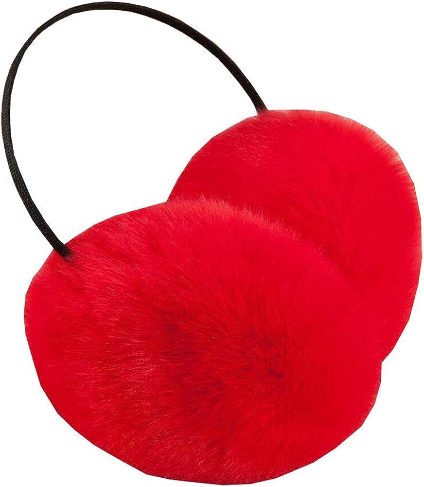 Cute Animal Soft Earmuffs Winter Warm Outdoor Ear Covers Headband Fur Ear warmer,#A8
