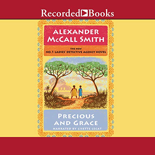 Precious and Grace audiobook cover art