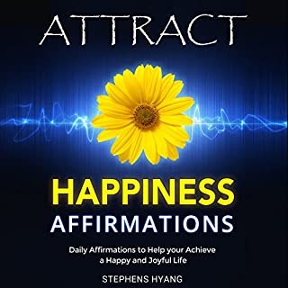 Attract Happiness Affirmations cover art