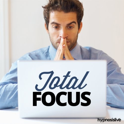 Total Focus Hypnosis cover art