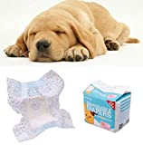 Pet Diapers Female Dog Disposable Leakproof Nappies Puppy Super Absorption Physiological Pants Sanitary