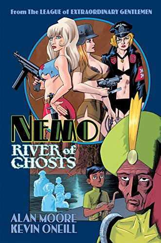 Nemo: River Of Ghosts (Nemo Trilogy 3)