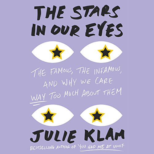 The Stars in Our Eyes audiobook cover art