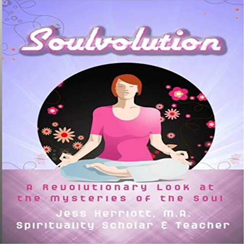 Soulvolution audiobook cover art