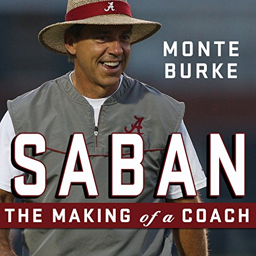 Saban audiobook cover art