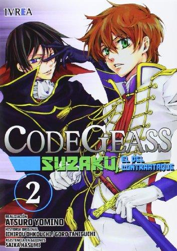 Code Geass. Suzaku, El Del Contraataque 02 (Shonen - Code Geas Suzaku)