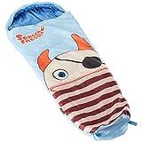 skandika Sorgenfresser - saco dormir para niños - 170 cm - -12°C (Flint)