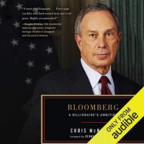 Bloomberg audiobook cover art