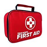 First Aid Kit - True North 120-piece First Aid Kit + Bonus 30-Piece