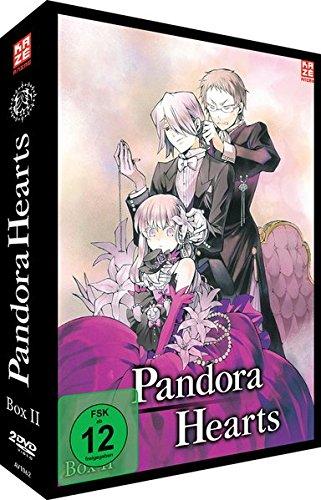Pandora Hearts - Box Vol. 2 [2 DVDs]