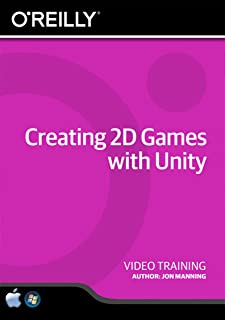 Creating 2D Games with Unity - Training DVD