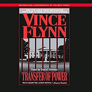 Transfer of Power audiobook cover art