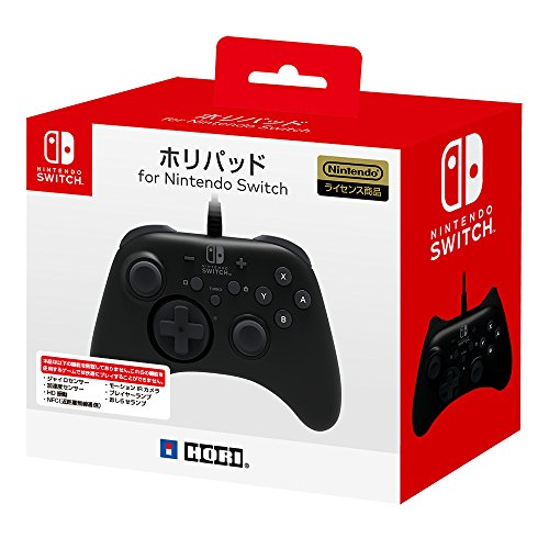 【Nintendo Switch対応】ホリパッド for Nintendo Switch
